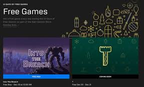 Epic Games Store is Giving Away a Dozen Free Games For 12 Days of ...