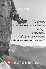 best dream quotes about life love and the future uplated