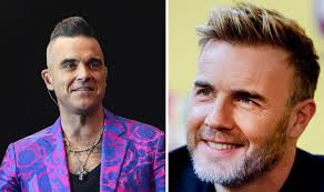Robbie Williams feud: Why Robbie had MAJOR bust up with Take That ...