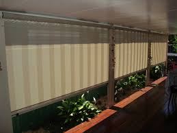 Weather Coming In Onto Your Patio Blinds Awnings Shutters Security Screens Townsville Crawley Blinds