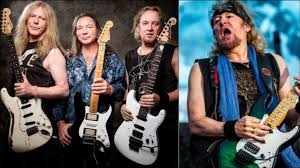 Adrian Smith Says He Didn't Want to Return to Iron Maiden at First ...