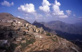صور من اليمن خلفيات طبيعية من اليمن مساء الورد