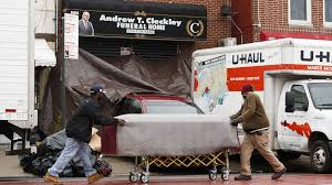 a new york city funeral home d