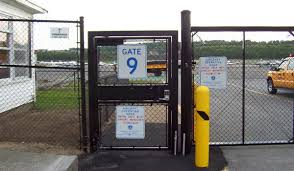 Durable Pedestrian Access Security Gates By Tymetal