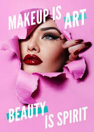 makeup is art beauty is spirit stylenet
