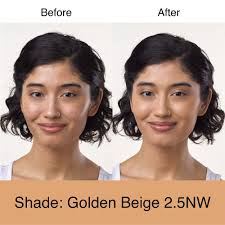 skin clearing loose powder foundation