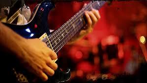 hd wallpaper black electric guitar