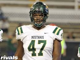 RebelGrove - Rivals250 in-state DL Byron Young to visit Ole Miss ...
