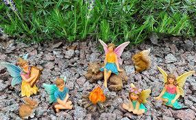 lab fairy garden miniature fairies