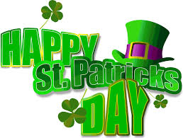 Happy St. Patrick's Day Weekend!