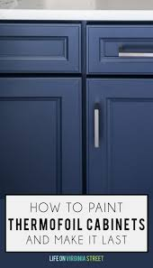 how to paint theril cabinets life