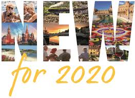 new coach holidays for 2020