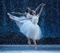 Boston Ballet - Jillian Barrell and Addie Tapp in Mikko...   Facebook