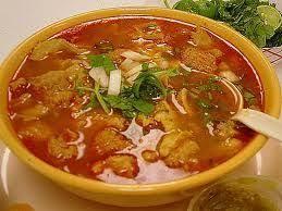menudo rojo tripe soup recipe