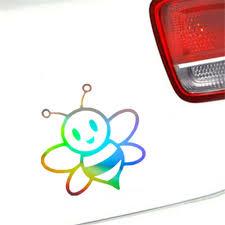 1pc Animal Bumblebee Bee Window Door Car Laptop Auto Truck Vinyl Decal Sticker Home Garden Children S Bedroom Boy Decor Decals Stickers Vinyl Art