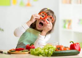 Tháp dinh dưỡng cho trẻ từ 3 đến 11 tuổi • Hello Bacsi