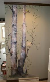 wall painting tree mural mural