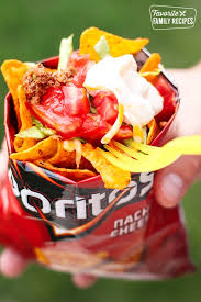 locos tacos in a bag favorite family