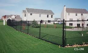 What Is Vinyl Coated Chain Link Fencing Midwest Fence