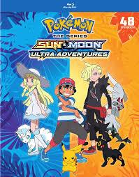 Pokemon Sun and Moon Ultra Adventures [Blu-ray] - Best Buy