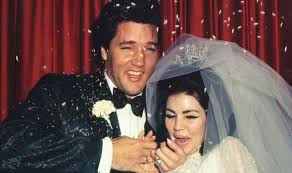 Elvis Presley wife: How old was Elvis' wife Priscilla when they got  married? | Music | Entertainment | Express.co.uk