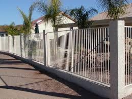 Faulkner Fence Company 602 739 1919 Arizona Custom Block Wall And Fences