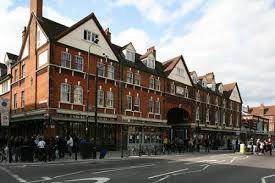 old spitalfields market experience