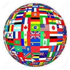 """Résultat de recherche d'images pour """"globe drapeau"""""""