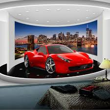 fond d écran 3d cars pour la chambre