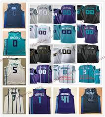 Compre 2020 Charlotte avispones Hombres Miles Puentes Camiseta De  Baloncesto Negro Terry Rozier III DevonteGraham Cody Zeller P. J. Cody  Martin A 20,66 € Del Bestsellers86 | DHgate.Com