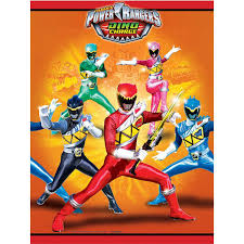 Power Rangers Dino Charge Plastic Tablecover Tv S Toy Box