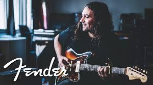 Adam Granduciel of The War on Drugs   Jazzmaster 60th Anniversary   Fender  - YouTube