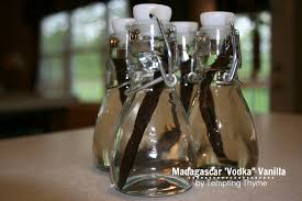 madagascar vanilla extract using vodka