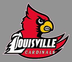 Louisville Cardinals Logo 6 Wide Premium Vinyl Decal Bumper Sticker Ncaa Ebay