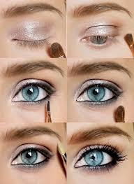 nasty romantic eye makeup ideas