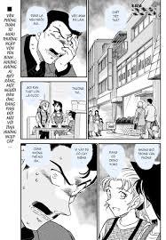 CONAN - Tập 99 - Chap 1055: Kogoro rơi vào tình thế nguy cấp *