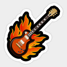 playable guitar t shirt for guitarist