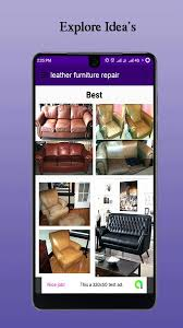 leather furniture repair for android