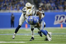 Chargers safety Adrian Phillips sidelined by broken forearm | The ...