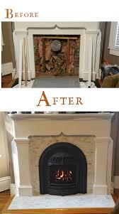 small gas fireplace inserts