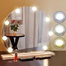 2018 newest vanity mirror lights kit