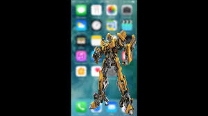 create a 3d wallpaper ios android