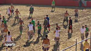 Florentine Football: Sport of the Modern Gladiator | 60 MINUTES SPORTS  Preview - YouTube