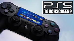 Hints At Touchscreen on PS5 Controller ...