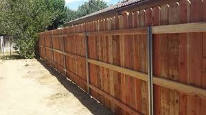 Wood Fence Post Options Metal Fence Posts Wooden Fence Building A Fence Metal Fence Posts