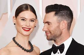 Adam Levine and pregnant wife Behati Prinsloo 'involved in minor ...