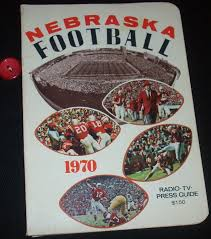 Nebraska Football Radio Tv Press Guide ...