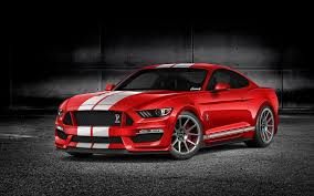 red ford mustang wallpapers top free