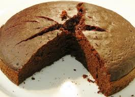 pressure cooker eggless chocolate cake