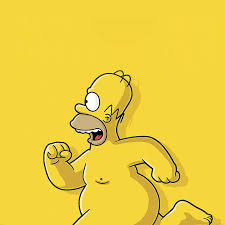 hd wallpaper homer simpson the